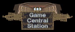 World logo for Game Central Station