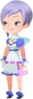 """One the the unnamed Keyblade Wielders<span style=""""font-weight: normal"""">&#32;(<span class=""""t_nihongo_kanji"""" style=""""white-space:nowrap"""" lang=""""ja"""" xml:lang=""""ja"""">キーブレード使い</span><span class=""""t_nihongo_comma"""" style=""""display:none"""">,</span>&#32;<i>Kīburēdo Zukai</i><span class=""""t_nihongo_help noprint""""><sup><span class=""""t_nihongo_icon"""" style=""""color: #00e; font: bold 80% sans-serif; text-decoration: none; padding: 0 .1em;"""">?</span></sup></span>)</span> from the 5-10 til 5-11 Daybreak Town story missions in and the 231-250 story missions in Unchained, respectively. Shee also appears during the introduction to fight the Darkside, the weekly Lux ranking and the daily Team ranking in [chi."""