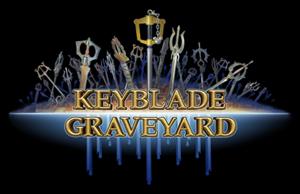 Keyblade Graveyard logo in Kingdom Hearts III