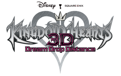 Kingdom Hearts Dream Drop Distance Logo KH3D.png