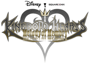 Kingdom Hearts Melody of Memory Logo KHMOM.png