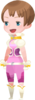 """One the the unnamed Keyblade Wielders<span style=""""font-weight: normal"""">&#32;(<span class=""""t_nihongo_kanji"""" style=""""white-space:nowrap"""" lang=""""ja"""" xml:lang=""""ja"""">キーブレード使い</span><span class=""""t_nihongo_comma"""" style=""""display:none"""">,</span>&#32;<i>Kīburēdo Zukai</i><span class=""""t_nihongo_help noprint""""><sup><span class=""""t_nihongo_icon"""" style=""""color: #00e; font: bold 80% sans-serif; text-decoration: none; padding: 0 .1em;"""">?</span></sup></span>)</span>, she appears during the weekly Lux ranking and the daily Team ranking in [chi]."""