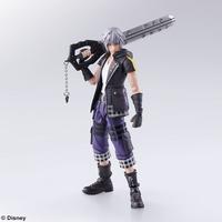 Kingdom Hearts III Riku Bring Arts Figures Image
