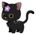 Black Flowerkit (Spirit) KHUX.png