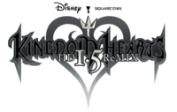 Kingdom Hearts HD 1.5 ReMIX Game Logo