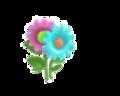 Flower Sticker (Aqua)1.png