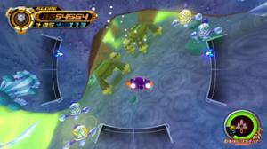 Floating Island mission 1