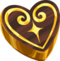 """The Gold Heart<span style=""""font-weight: normal"""">&#32;(<span class=""""t_nihongo_kanji"""" style=""""white-space:nowrap"""" lang=""""ja"""" xml:lang=""""ja"""">ゴールドハート</span><span class=""""t_nihongo_comma"""" style=""""display:none"""">,</span>&#32;<i>Gōrudo hāto</i><span class=""""t_nihongo_help noprint""""><sup><span class=""""t_nihongo_icon"""" style=""""color: #00e; font: bold 80% sans-serif; text-decoration: none; padding: 0 .1em;"""">?</span></sup></span>)</span> of the 2015 Valentine's Day event."""