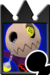 Sprite of the Search Ghost card from Kingdom Hearts Re:Chain of Memories.