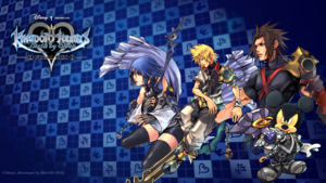 Kingdom Hearts Birth by Sleep Final Mix Promotional Artwork. Downloadable from the official website http://web.square-enix.co.jp/kingdom/bbsfm/