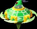 Green Gummi Saucer KHUX.png