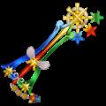 Fairy Stars (Aqua) KHBBS.png