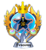 February 2016 Featured User Medal.png