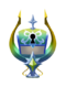 The Treasure Trophy from Kingdom Hearts 3D.