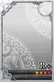 an empty R+ Assist card