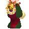 "the Christmas Bear<span style=""font-weight: normal"">&#32;(<span class=""t_nihongo_kanji"" style=""white-space:nowrap"" lang=""ja"" xml:lang=""ja"">クリスマスベア</span><span class=""t_nihongo_comma"" style=""display:none"">,</span>&#32;<i>Kurisumasu bea</i><span class=""t_nihongo_help noprint""><sup><span class=""t_nihongo_icon"" style=""color: #00e; font: bold 80% sans-serif; text-decoration: none; padding: 0 .1em;"">?</span></sup></span>)</span> clothes"
