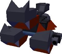 Cerberus (Gummi Ship)
