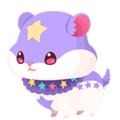 Purple Hamstar (Spirit) KHUX.png