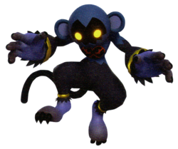 Powerwild (KHIII) from the Ultimania