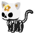 Skeleton Flowerkit (Spirit) KHUX.png