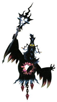 Lich from the Ultimania