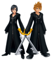 Roxas and Xion KHD.png