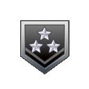 The K Merit Rank icon