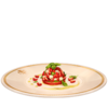 The Caprese Salad dish sprite
