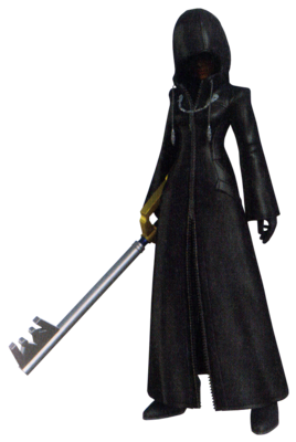 Xion (Hooded)