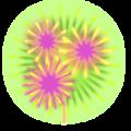 Fireworks Sticker (Aqua)1.png