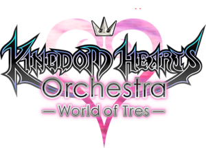 Logo for the Orchestra -World of Tres-
