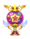 The Badge of Pride Trophy from Kingdom Hearts 3D.
