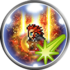 Icon of Fire Wall from Final Fantasy Record Keeper