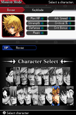 full Kingdom Hearts 358/2 Days character select screen