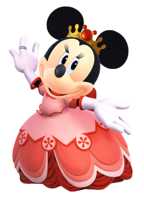 Minnie Mouse from the Ultimania