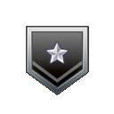 The M Merit Rank icon