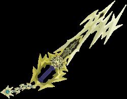 Gula's Keyblade