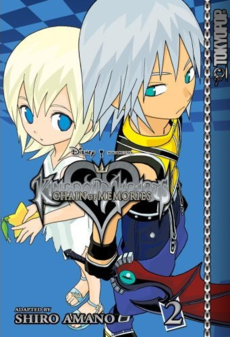 Kingdom Hearts Chain of Memories Manga 2.png
