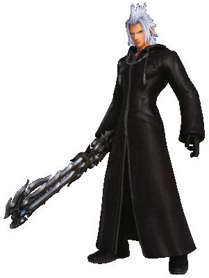 Terra-Xehanort (Black Coat)