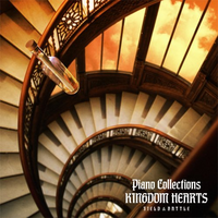 Piano Collections Kingdom Hearts Field & Battle Cover.png