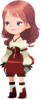 """One the the unnamed Keyblade Wielders<span style=""""font-weight: normal"""">&#32;(<span class=""""t_nihongo_kanji"""" style=""""white-space:nowrap"""" lang=""""ja"""" xml:lang=""""ja"""">キーブレード使い</span><span class=""""t_nihongo_comma"""" style=""""display:none"""">,</span>&#32;<i>Kīburēdo Zukai</i><span class=""""t_nihongo_help noprint""""><sup><span class=""""t_nihongo_icon"""" style=""""color: #00e; font: bold 80% sans-serif; text-decoration: none; padding: 0 .1em;"""">?</span></sup></span>)</span> from the 14-2 til 14-5 Daybreak Town story missions in [chi] and the 401-411 story missions in Unchained, respectively. She can be found at the Moogle Shop."""