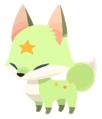 Green Foxstar (Spirit) KHUX.png