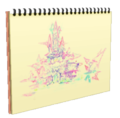 Naminé's Notebook KHRECOM.png