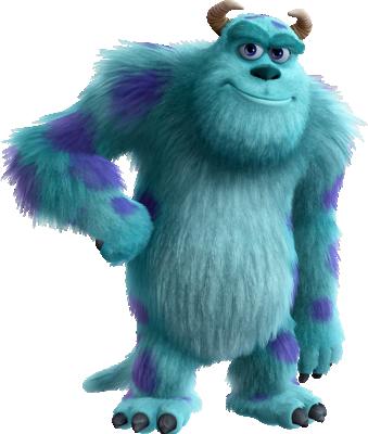 Sulley, as he appears in Kingdom Hearts III