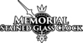 Memorial Stained Glass Clock Logo.png