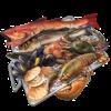The seafood ingredient sprite