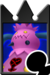Sprite of the Parasite Cage card from Kingdom Hearts Re:Chain of Memories.