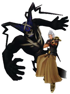 Terra-Xehanort (with Dark Figure) KHBBS.png