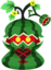 The Huge Watermelon Heartless as it appeared during the Summer event in 2014; ripped from the game.