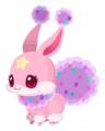Pink Bunstar (Spirit) KHUX.png